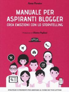 libro manuale per aspiranti blogger