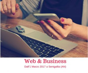 web e social business eventi