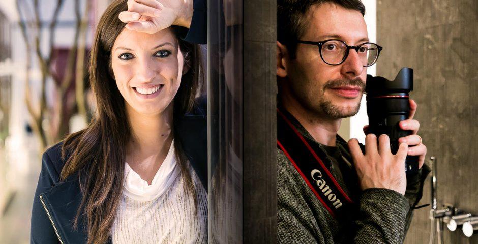 Lorenzo Lucca e Elisa Piemontesi